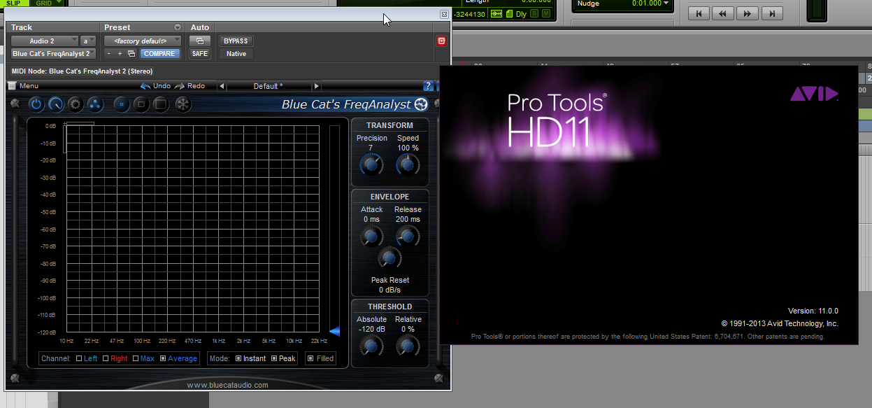 Our Free Plug-ins Almost Ready for Pro Tools 11 on Windows