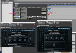 Pro Tools MFX - Playback