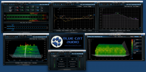 Blue Cat's PatchWork - StandAlone Analyzer