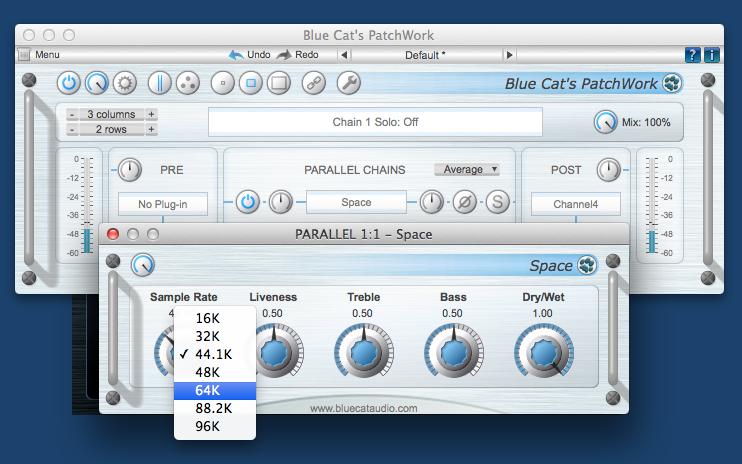 bluecat patchwork alternative