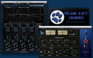 Blue Cat's MB-7 Mixer Hosting VST Shell Plug-ins