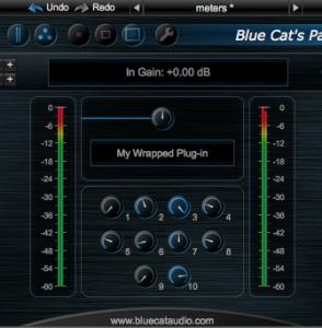 Blue Cat's PatchWork Metering
