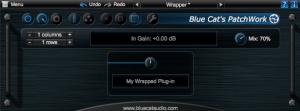 Blue Cat's PatchWork Mix Knob