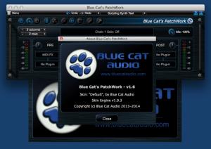 Blue cat's PatchWork 1.6
