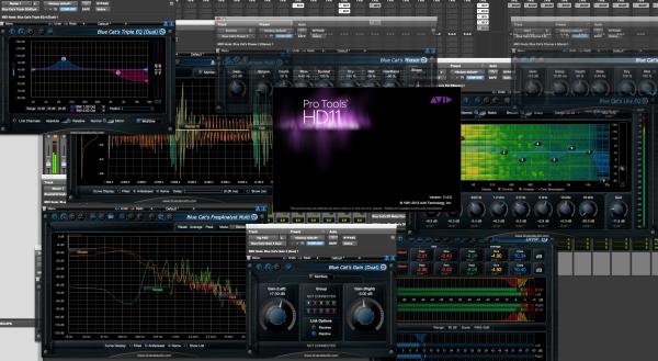 Update] Blue Cat Audio Updates ALL 21 Plug-Ins (6 FREE), with 64-bit