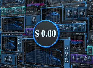 Blue Cat's Freeware Plug-ins Pack II - Download Freeware Audio Plugins (VST, VST3, AAX, Audio Unit) (Freeware)