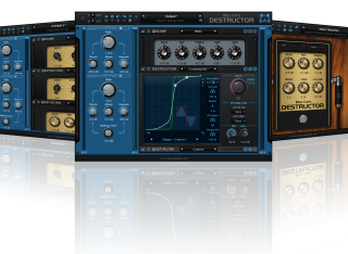 Blue Cat's Destructor - Distortion and Amp Sim Plug-In (VST, AU, AAX, VST3)