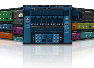 Blue Cat's Late Replies - Creative Delay / Multi FX Plug-In & Host (VST, AU, AAX, VST3)