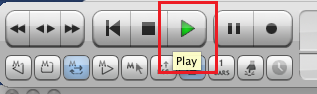 Step 06 - Play - Automation will be recorded on the source track